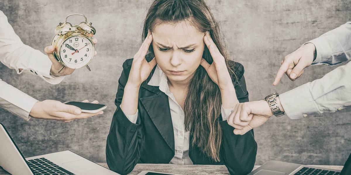 Hoe ga je om met stress?