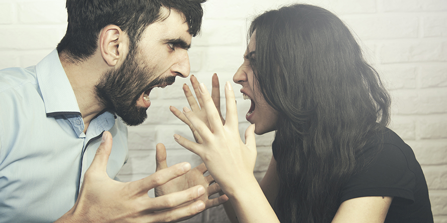 Een turbulente relatie