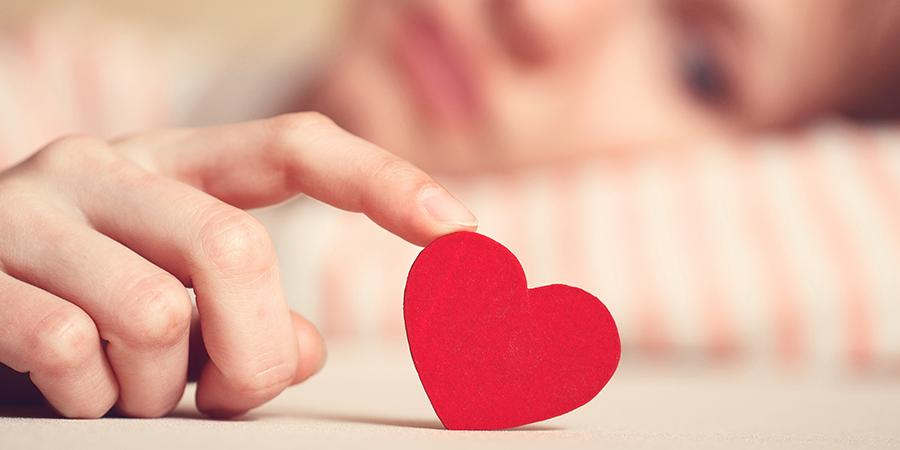Dwangmatig aantrekken van liefde