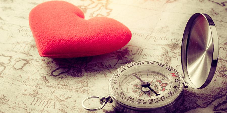 De zoektocht naar Liefde
