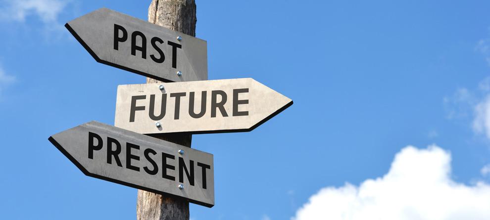 De toekomst staat niet vast