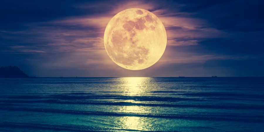 Deze volle maan is gunstig voor jouw sterrenbeeld