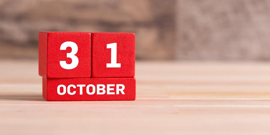 Volle maan 31 Oktober 2020